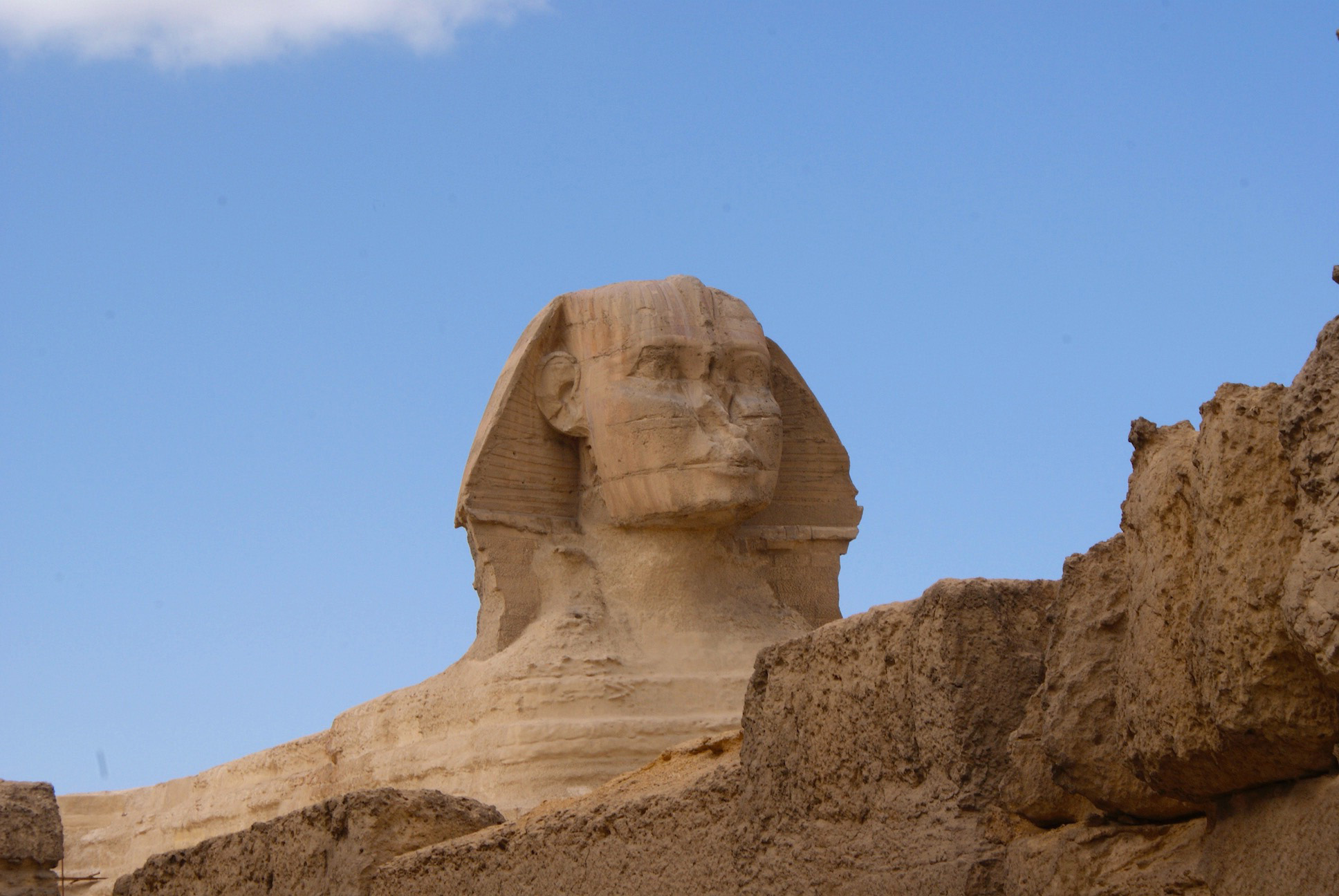 how old is the sphinx 2018